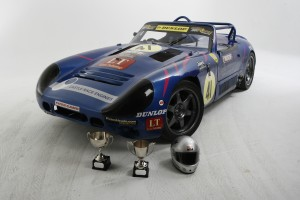 Black Cat Racing TVR Tuscan Challenge Car